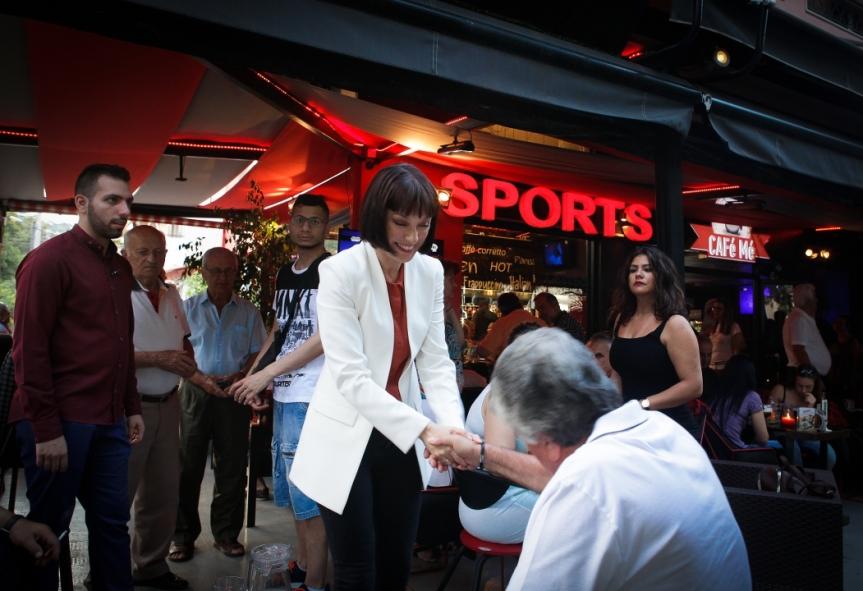 Δυνατά και Δυτικά στο Χαϊδάρι! Από την ομιλία μου στο Sports Me cafe στοΧαϊδάρι